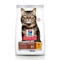 Hill's Science Plan Feline Senior Hairball&Indoor Pui, 1.5 Kg