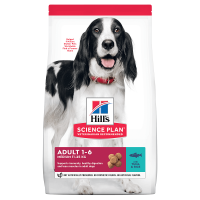 Hill's SP Canine Adult Medium Ton si Orez, 12 Kg