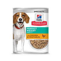 Hill's SP Canine Adult Perfect Weight Pui&Veggie, 363 g
