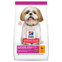 Hill's SP Canine Mature Small & Miniature Pui, 3 Kg