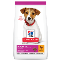Hill's SP Canine Puppy Small & Miniature Pui, 1.5 Kg