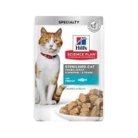 Hill's SP Feline Young Adult Plic Pastrav, 85 g