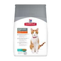 Hill's SP Feline Young Adult Sterile cu Ton, 300 g