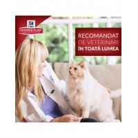 Hill's SP Feline Young Adult Sterilised cu Pastrav 85 g Plic