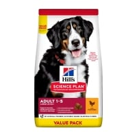 Hill's SP Canine Adult Large Breed Pui, Value Pack, 18 Kg