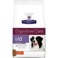 Hill's PD Canine i/d Continut Scazut de Grasimi, 1.5 kg