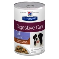 Hill's PD Canine I/D Low Fat Chicken&Veggie Stew 354 g