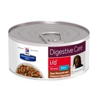 Hill's PD Canine I/D Stress Chicken&Veggie Stew 156 g