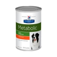 Pachet 4 Conserve Hill's PD Canine Metabolic - Obezitate 370 g