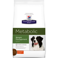 Hill's PD Canine Metabolic cu Pui, 12 kg