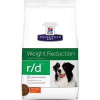 Hill's PD Canine r/d cu Pui, 12 kg