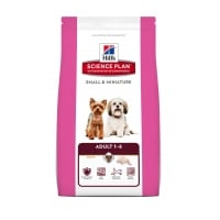 Hill's SP Canine Adult Small & Miniature cu Pui si Curcan, 6.5 kg