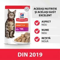 Hill's SP Feline Adult Plic Vita, 85 g
