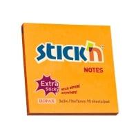 Notes autoadeziv extra-sticky 76 x 76mm, 90 file, Stick