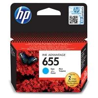HP  CZ110AE  INKJET  655  CYAN