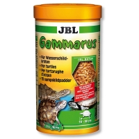 Hrana pentru broaste testoase JBL Gammarus, 250 ml