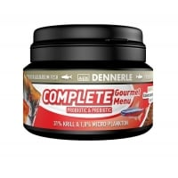 Hrana pentru Pesti Dennerle Complete Gourmet Menu, Granule, 100 ml