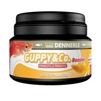 Hrana pentru Pestii Vivipari, Dennerle Guppy&Co Booster, Granule, 100 ml