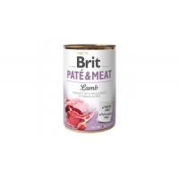 Brit Pate and Meat Lamb 400 g