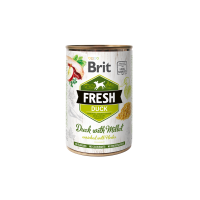 Brit Fresh Duck with Millet 400 g