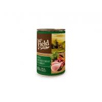 Hrana Umeda Pentru Caini, Sam's Field Pui Si Morcovi, 400 g