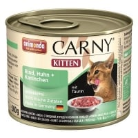 Carny Kitten Vita, Pui si Iepure, 200 g