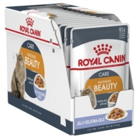 Pachet Royal Canin Intense Beauty in Jelly, 12 x 85 g