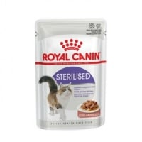 Royal Canin Sterilised in Gravy, 85 g