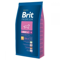 Brit Premium Adult S, 8 kg