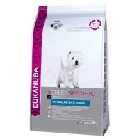 Eukanuba, Adult Westie cu Pui, 2.5 kg