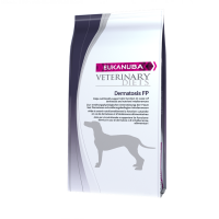 Eukanuba Veterinary Diets Dog Dermatosis, 12 kg