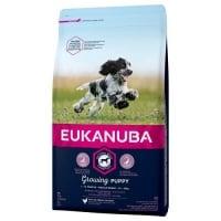 Eukanuba Puppy Mediu cu Pui, 12 kg
