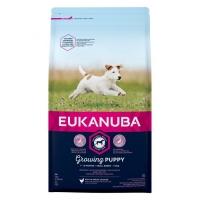 Hrana Uscata Pentru Caini Eukanuba, Puppy Small cu Pui, 2 kg