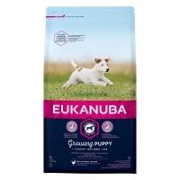 Eukanuba Puppy Small cu Pui, 2 kg