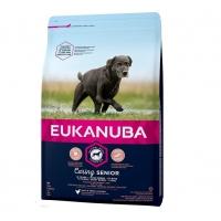 Hrana Uscata Pentru Caini Eukanuba, Senior Large cu Pui, 12 kg