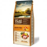 Hrana Uscata Pentru Caini, High Meat&Grain Free Adult, Sam's Field Cu Pui, 13 kg