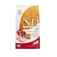 N&D LOW GRAIN PUPPY MINI PUI SI RODIE, 7 KG