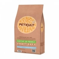 Petkult Sensitive Maxi Junior cu Miel si Orez, 2 kg