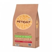 Petkult Sensitive Medium Adult cu Miel si Orez, 2 kg