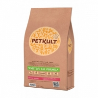 Petkult Sensitive Medium Junior cu Miel si Orez, 2 kg