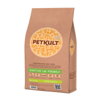 Petkult Sensitive Mini Junior cu Miel si Orez, 2 kg