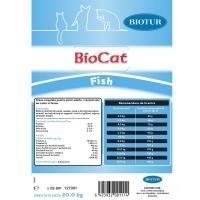 Hrana Uscata pentru Pisici, Biocat cu Peste, 20 kg