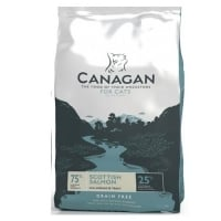 Pachet 4 x Canagan Cat Grain Free Somon 375 g
