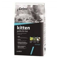 Hrana Uscata pentru Pisici, Golosi Kitten Pui si Orez, 20 Kg