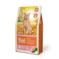 Hrana Uscata Pentru Pisici Senior, Sam's Field Cu Carne De Curcan, 7.5 kg