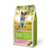 Hrana Uscata Pentru Pisici Sterilizate, Sam's Field Cu Carne De Pui, 7.5 kg