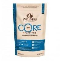 Hrana Uscata pentru Pisici, Wellness Core Dry cu Somon si Ton, 300 g