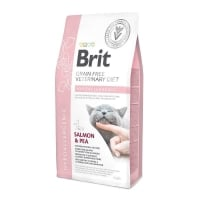 Brit Grain Free Veterinary Diets Cat Hypoallergenic 0.4 kg