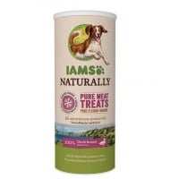 IAMS Naturaly Dog Freeze Dried Rata, 50 g