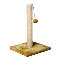 Ansamblu de Joaca pentru Pisici, Pisa Maro, 30x30x45 cm